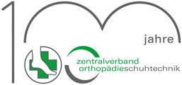 Logo: 100 Jahre ZVOS